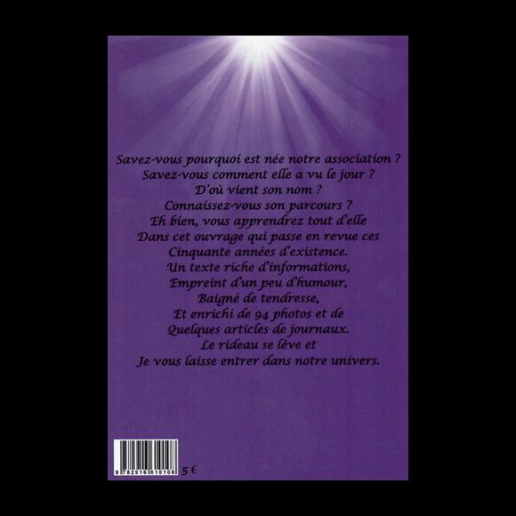 Livre de l'arc en ciel d'Angers 50 Ans
