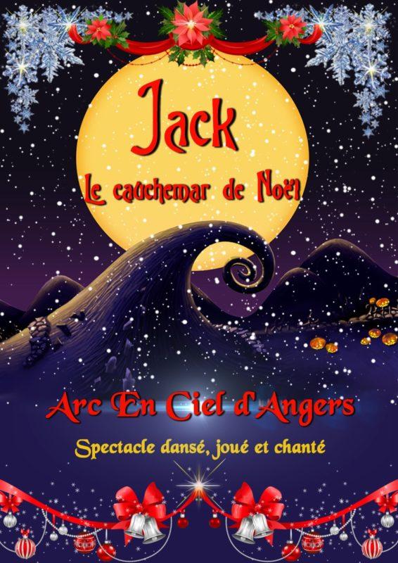 Jack, le cauchemar de Noël (2019)
